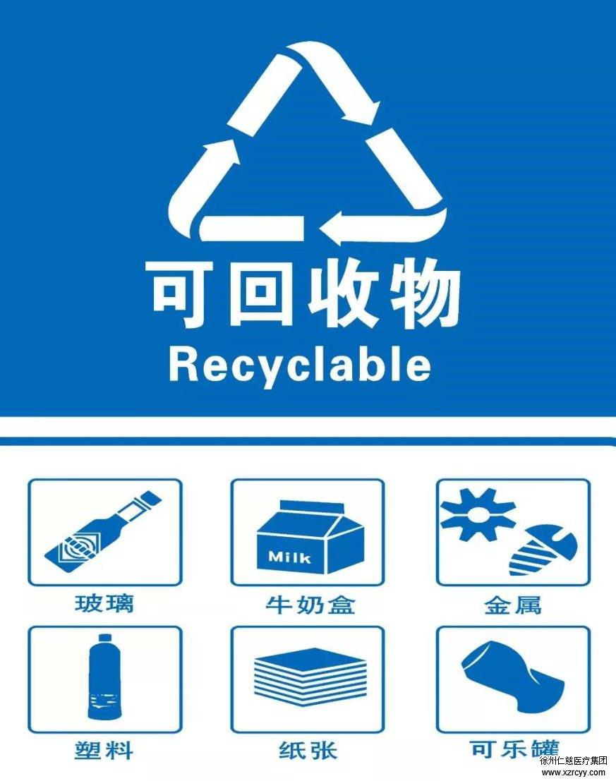 生活垃圾分类指引