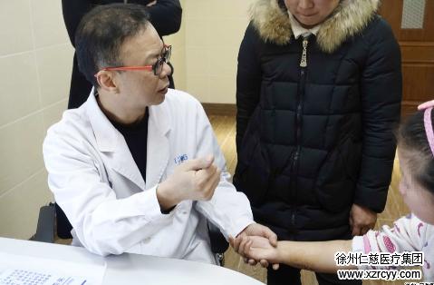7月21日开始 数位知名骨科专家陆续来到徐州仁慈医院坐诊